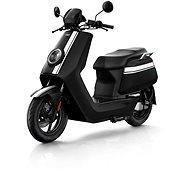 NIU NQi GTS PRO, Black/White Stripes - Electric scooter