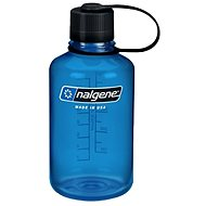 Nalgene Narrow Mouth Blue 500ml - Láhev na pití