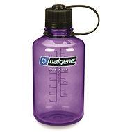 Nalgene Narrow Mouth Purple 500ml - Láhev na pití