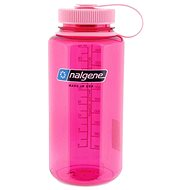 Nalgene Wide Mouth Pink/flower 500ml - Láhev na pití