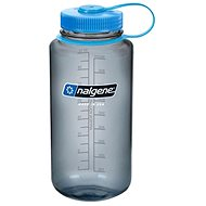 Nalgene Wide Mouth Gray 1000ml - Láhev na pití