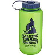 Nalgene Ultralite HDPE Wide Mouth Green 1000ml - Láhev na pití