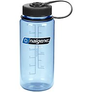 Nalgene Wide Mouth 500 ml Tuxedo Blue - Láhev na pití