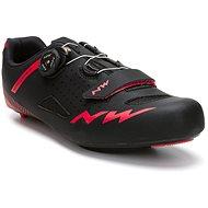 Northwave Core Plus černá/červená - Cyklistické tretry