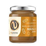 Nupreme Arašídové máslo jemné  500 g - Ořechový krém