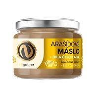 Nupreme Arašídové máslo s bílou čokoládou 220g