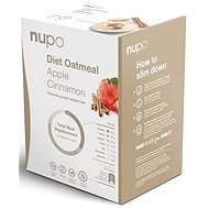 Nupo Diet Apple with Cinnamon, 12 servings - Protein Puree