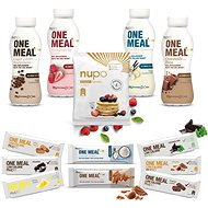 NUPO One Meal - Meal Replacement Taster Pack - Long Shelf Life Food