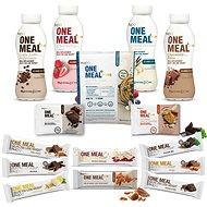 NUPO One Meal - Ochutnávka náhrady stravy - Trvanlivé jídlo
