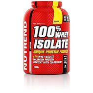 Nutrend 100% Whey Isolate, 1800 g - Protein