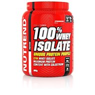 Nutrend 100% Whey Isolate, 900 g, jahoda - Protein