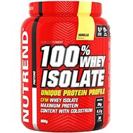 Nutrend 100% Whey Isolate, 900 g, vanilka - Protein