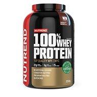 Nutrend 100% Whey Protein, 2250 g, čokoláda + kokos - Protein
