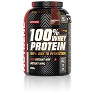 Nutrend 100% Whey Protein, 2250 g, čokoláda+kakao - Protein