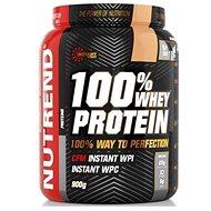 Nutrend 100% Whey Protein, 900 g, ledová káva - Protein