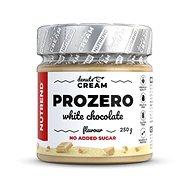 Nutrend Denuts Cream 250 g, Prozero s bílou čokoládou