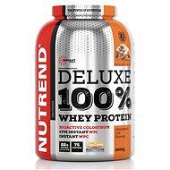 Nutrend Deluxe 100% Whey, 2250g, skořicový šnek - Protein