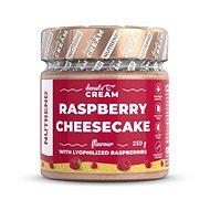 Nutrend Denuts Cream 250 g, Malinový cheesecake