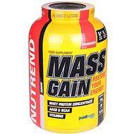Nutrend Mass Gain, 1000 g, jahoda - Gainer