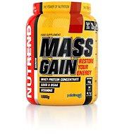 Nutrend Mass Gain, 1000 g, pistácie - Gainer