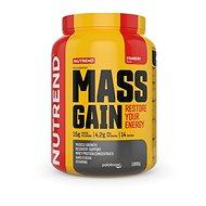 Nutrend Mass Gain, 2250 g, jahoda - Gainer