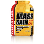 Nutrend Mass Gain, 2250 g, pistácie - Gainer