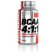 Nutrend BCAA 4:1:1, 100 tablet, - Aminokyseliny