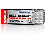 Nutrend Beta-Alanine Compressed Caps, 90 Capsules, - Amino Acids
