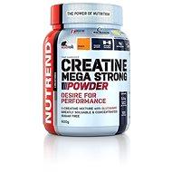Nutrend Creatine Mega Strong Powder, 500 g, broskev - Kreatin