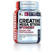 Nutrend Creatine Mega Strong Powder, 500 g, punč+lesní plody - Kreatin