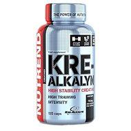 Nutrend Kre-Alkalyne, 120 kapslí, - Kreatin