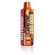 Nutrend Carnitine 100000, 1000ml, pomeranč - Spalovač tuků