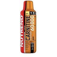 Nutrend Carnitine 60000 + Synephrine, 500 ml, žlutá malina - Spalovač tuků