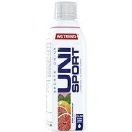 Nutrend Unisport, 500 ml, pink grep - Iontový nápoj