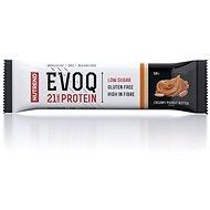 Nutrend EVOQ, 60 g, arašídové máslo - Proteinová tyčinka