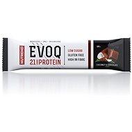 Nutrend EVOQ, 60 g, kokos a čokoláda - Proteinová tyčinka