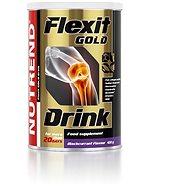 Nutrend Flexit Gold Drink, 400 g, černý rybíz - Kloubní výživa