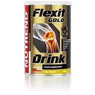 Nutrend Flexit Gold Drink, 400 g, hruška - Kloubní výživa