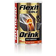 Nutrend Flexit Gold Drink, 400 g, pomeranč - Kloubní výživa