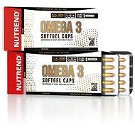 Nutrend Omega 3 Softgel caps, 120 kapslí, - Omega 3