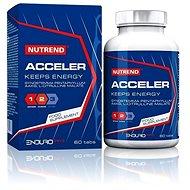 Nutrend Acceler, 60 tabs, - Energetické tablety