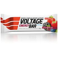 Nutrend Voltage Energy Cake, 65 g, berries - Energy stick