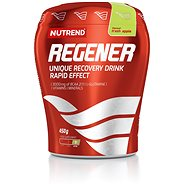 Nutrend Regener, 450 g, fresh apple - Nápoj