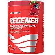 Nutrend Regener, 450 g, red fresh - Nápoj