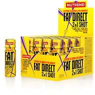 Nutrend FAT DIRECT SHOT, 20 x 60ml - Fat burner