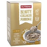 Nutrend Beauty Collagen Porridge, 5x50g, Mild Pleasure - Protein Puree