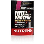 Nutrend 100% Whey Protein, 500 g, Malina - Protein