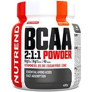 Nutrend BCAA Mega Strong Drink (2:1:1), 400 g, pomeranč