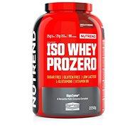 Nutrend ISO Whey Prozero, 2250g - Protein