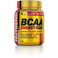 Nutrend BCAA Energy Mega Strong Powder 500 g - Amino Acids